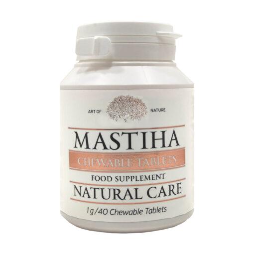 Mastika žvečljive tablete, 40 tablet 2