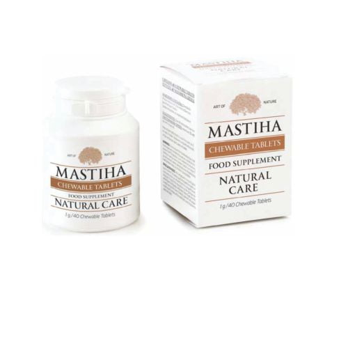 mastika žvečljive tablete